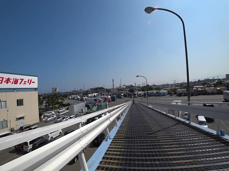 新潟港 新日本海フェリー