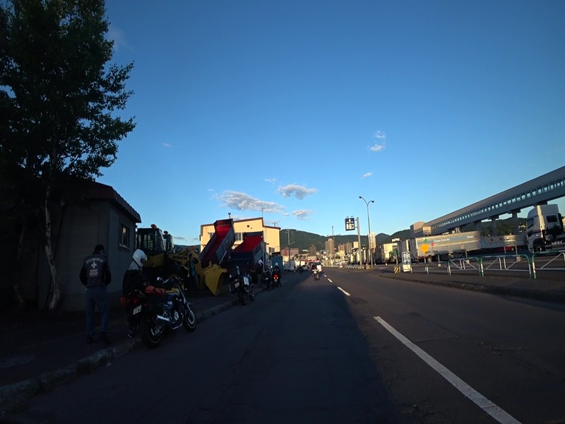 小樽 バイク